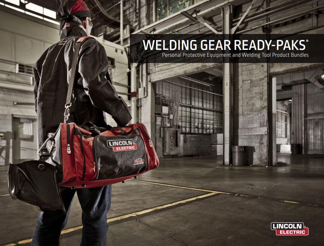 Ready Pak Gear Packs