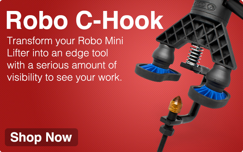 C-Hook Edge Tool for Robo Mini Lifter
