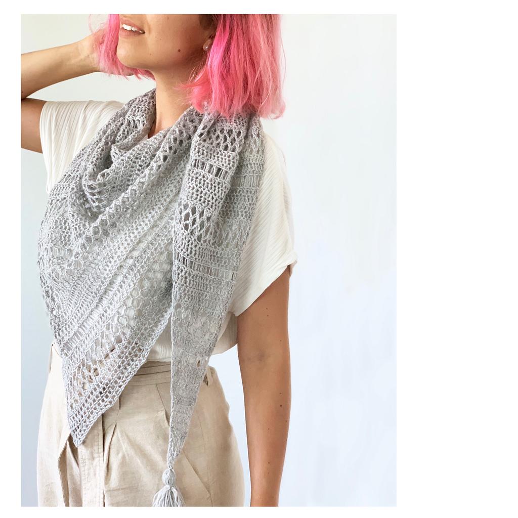 Stormy Sky - Crochet