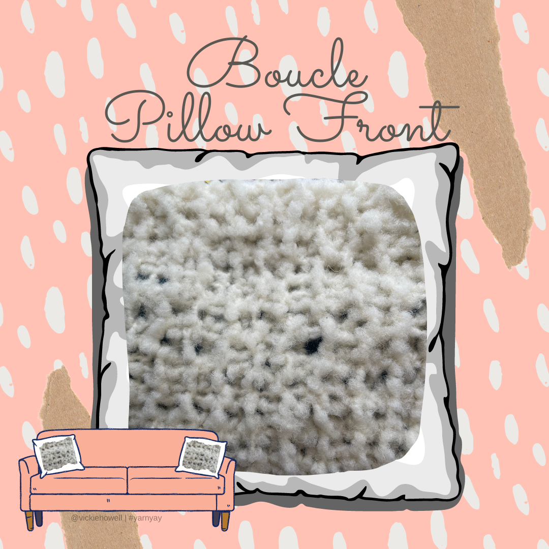 Fluffy Pllow Front