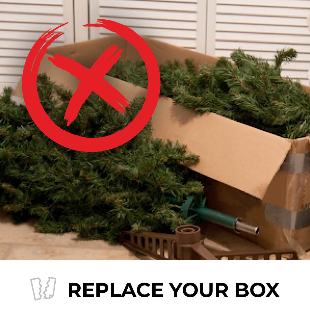 Replace Your Box