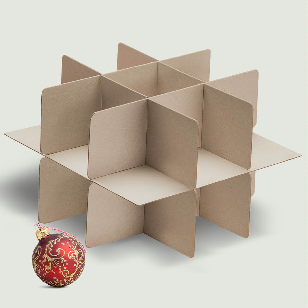 Adjustable Cardboard Dividers