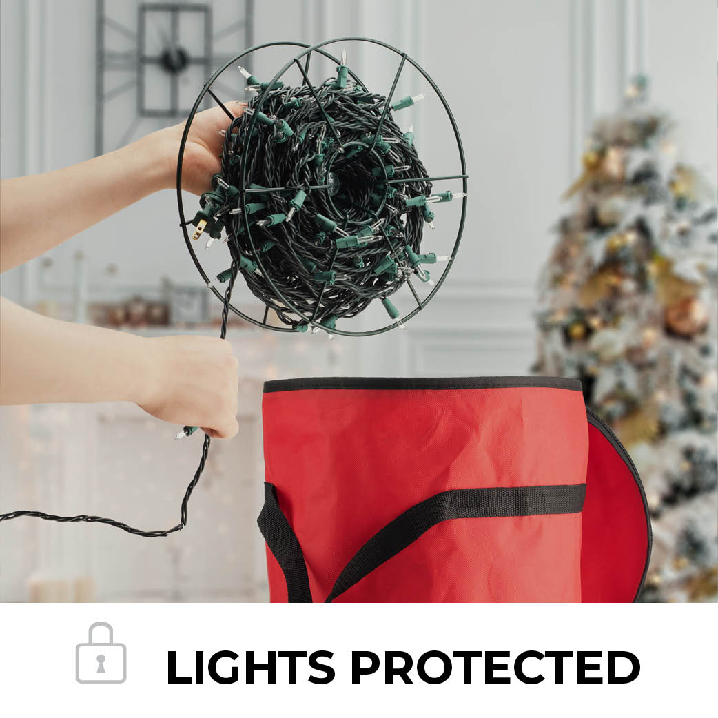 Lights Stay Protected